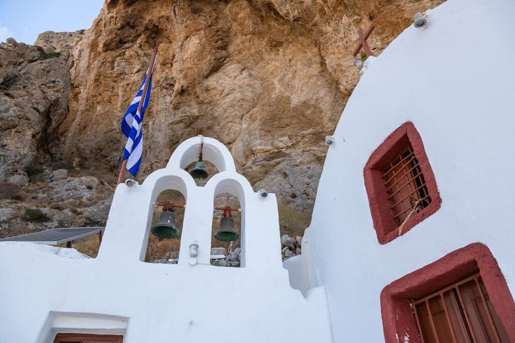 Panagia Katefiani Church, Santorini