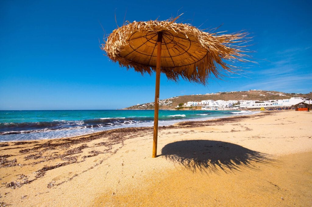 Platis Gialos Beach, Mykonos